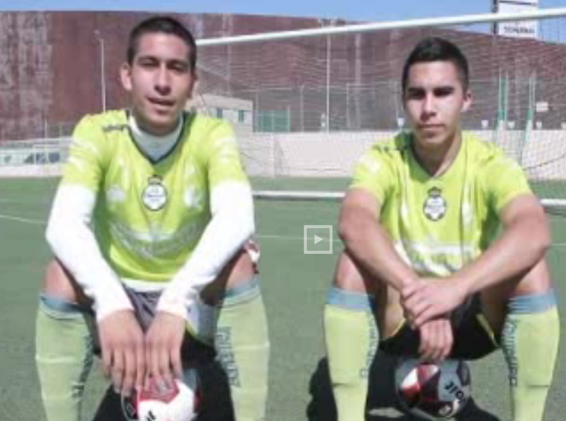 Video – From the US  to México to triumph in Soccer (En Espanol)