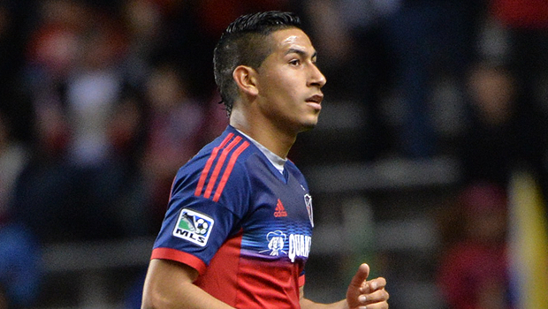 Video – Benji Joya speaks about first goal for Chicago Fire in loss against Chivas USA