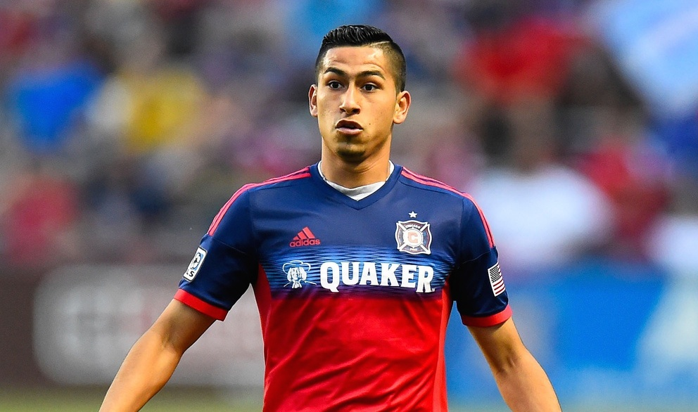 Video – Benji Joya debuts and Scores for the Chicago Fire