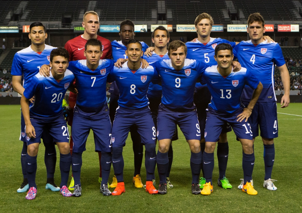 Benji's U-23 MNT Begins Toulon Journey Against France