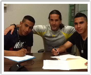DANIEL CUEVAS & BENJI JOYA – Renew their contract for 3 more years.