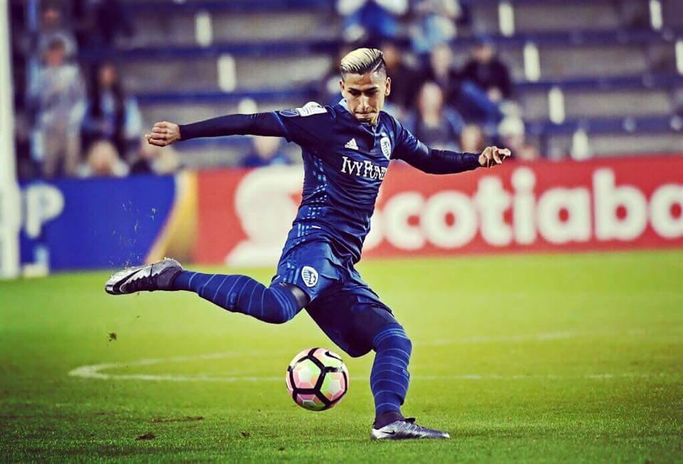 Sporting KC signs 22-year-old midfielder Benji Joya