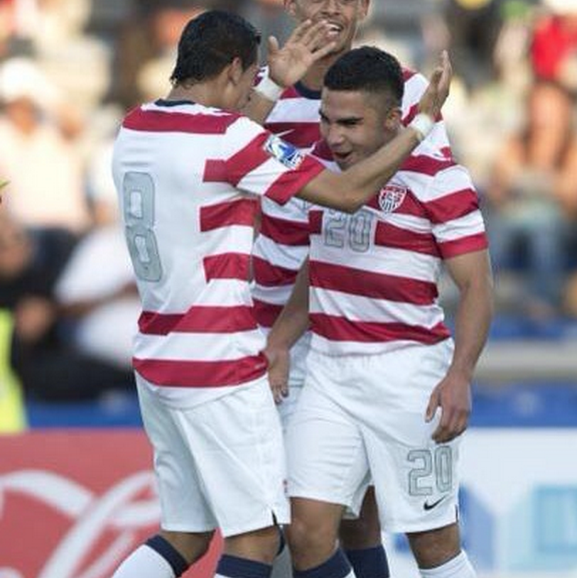 Benjamin Joya & Daniel Cuevas had a great performances in the 2013 CONCACAF U-20 Championship and helped the U20 US National Squad Qualify to The World Cup in Turkey 2013