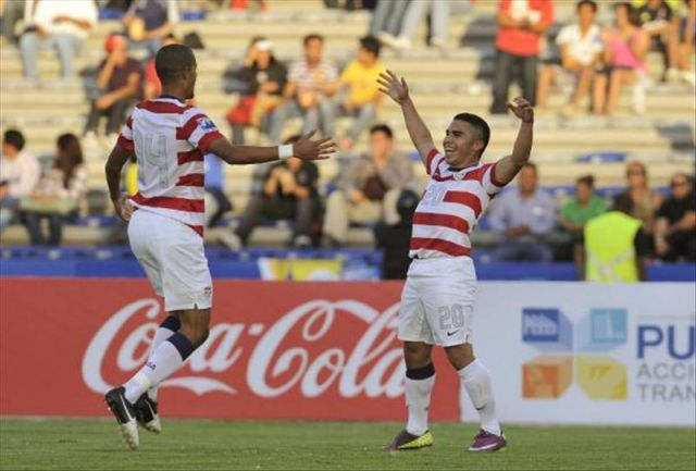 The U.S. finished the 2012 Marbella Cup with a 2-1-0 record, Dani and Benji Joya Sparked with a goal Each on the last match