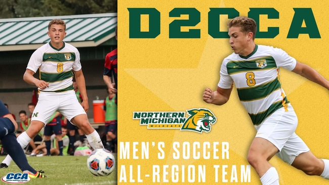 Ryan Palmbaum Named to D2CCA All-Region Team